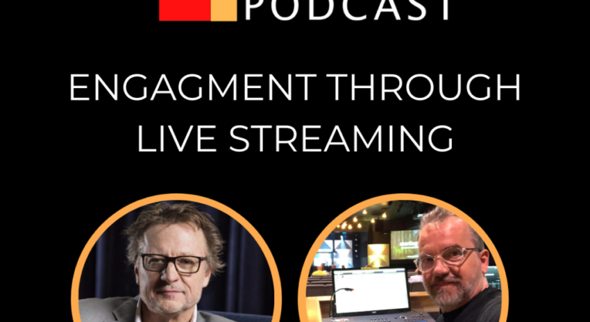 Engagement Through Live Streaming