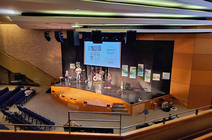 Spectrum Sound Equips Belmont Church In Nashville With d&b audiotechnik A-Series